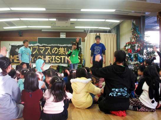 片町クリスマス会