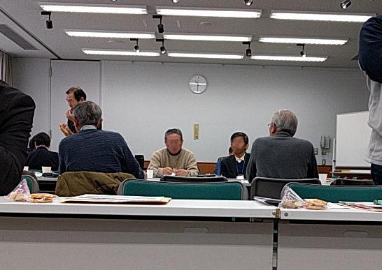 自治会とNPO団体の交流会