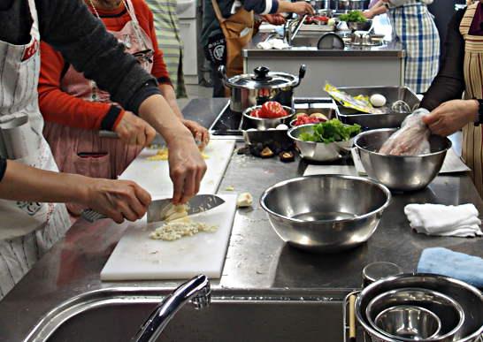 世界の家庭料理教室