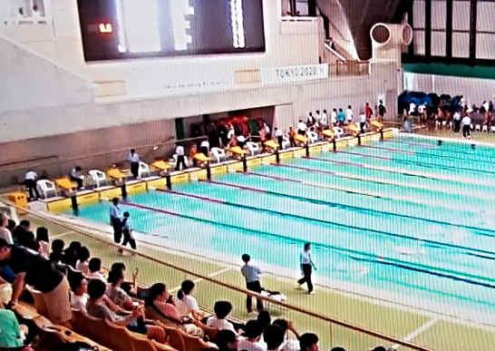 明星中学校水泳部奇跡のレッスン
