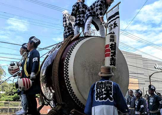 熊野神社太鼓